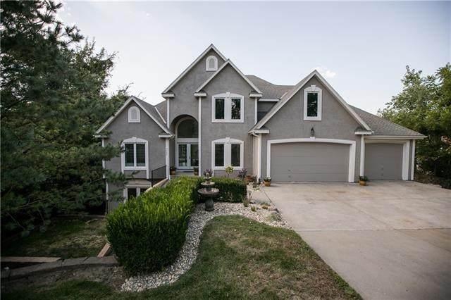 9404 NW 78th Street, Weatherby Lake, MO 64152 (#2344922) :: Dani Beyer Real Estate