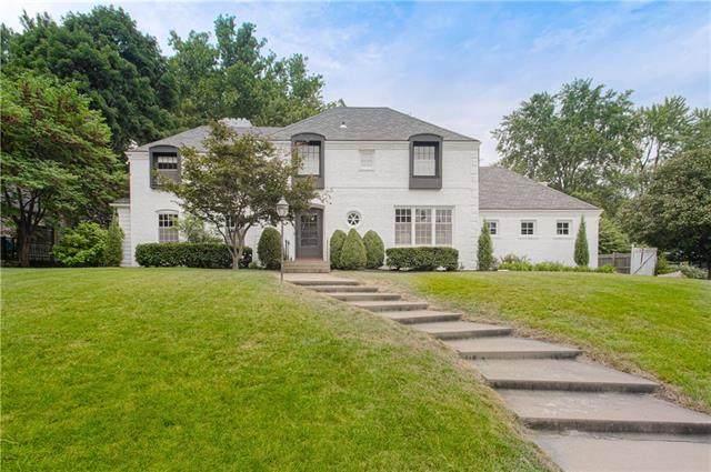 814 W 53rd Terrace, Kansas City, MO 64112 (#2345327) :: Ask Cathy Marketing Group, LLC