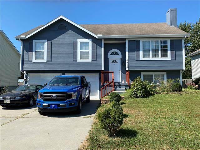 4416 Broadway Terrace, Leavenworth, KS 66048 (#2345469) :: The Kedish Group at Keller Williams Realty