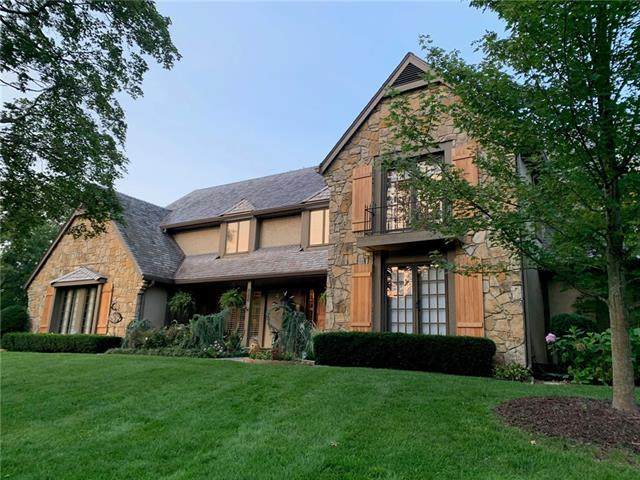10100 Mohawk Lane, Leawood, KS 66206 (#2347054) :: Tradition Home Group | Compass Realty Group