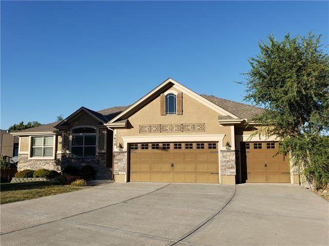 1410 Elizabeth Avenue, Pleasant Hill, MO 64080 (#2347080) :: The Shannon Lyon Group - ReeceNichols
