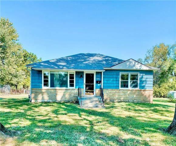 824 E Lexington Avenue, Independence, MO 64050 (#2347963) :: Austin Home Team
