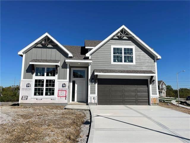 8702 NE 103rd Terrace, Kansas City, MO 64157 (#2348430) :: Five-Star Homes