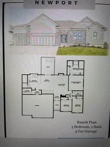 2101 Foxtail Drive, Kearney, MO 64060 (#2348656) :: Austin Home Team