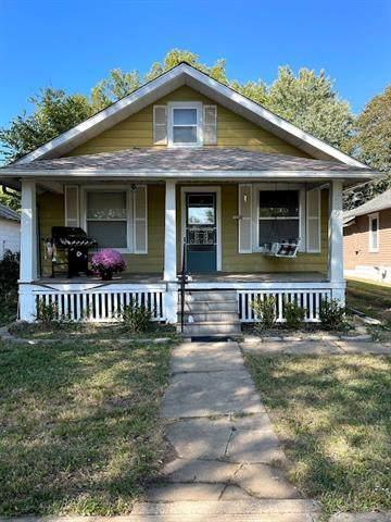 209 W 7th Avenue, Garnett, KS 66032 (#2348917) :: Team Real Estate