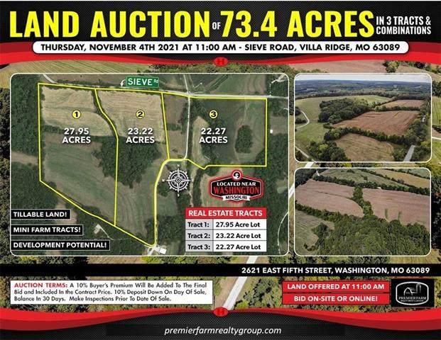 Tract 2 Sieve Road, Villa Ridge, MO 63089 (#2350326) :: Ask Cathy Marketing Group, LLC
