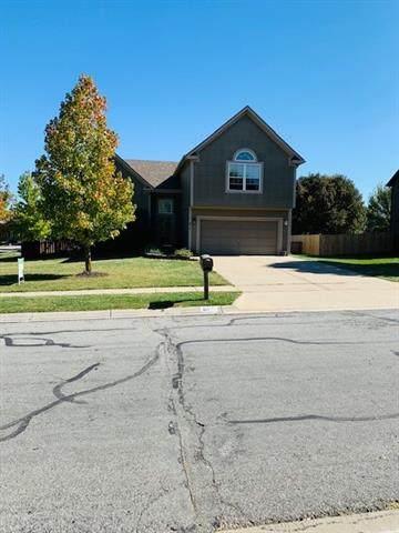 817 S Meadowbrook Street, Gardner, KS 66030 (#2350813) :: Team Real Estate
