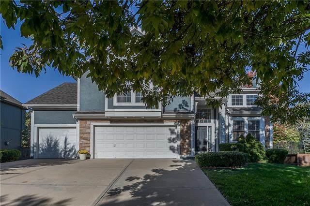 7810 W 144th Terrace, Overland Park, KS 66223 (#2351101) :: Ron Henderson & Associates