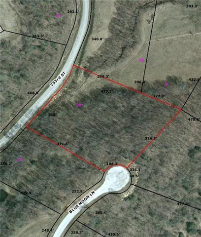 Lot 28 Blue Moon Lane, Tonganoxie, KS 66086 (#1966829) :: Edie Waters Network