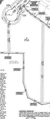 Lot 4 Sunny Circle, Smithville, MO 64089 (#2048268) :: Kansas City Homes