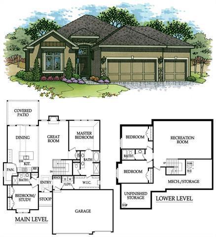 4213 N 141st Street, Basehor, KS 66007 (#2071220) :: House of Couse Group