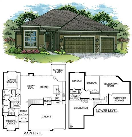 4417 N 142nd Street, Basehor, KS 66007 (#2071225) :: House of Couse Group
