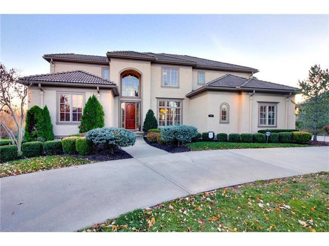 7903 NE Shoal Creek Valley Drive, Kansas City, MO 64157 (#2079613) :: The Shannon Lyon Group - ReeceNichols