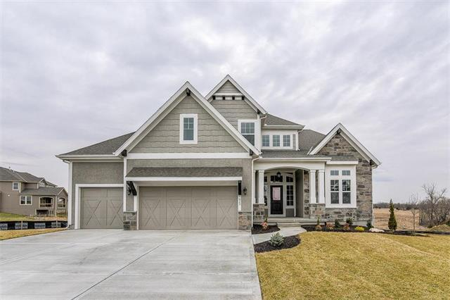 9825 Saddletop Street, Lenexa, KS 66227 (#2079636) :: The Gunselman Team