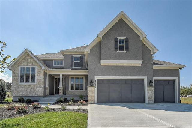 21115 W 68th Street, Shawnee, KS 66218 (#2084920) :: House of Couse Group