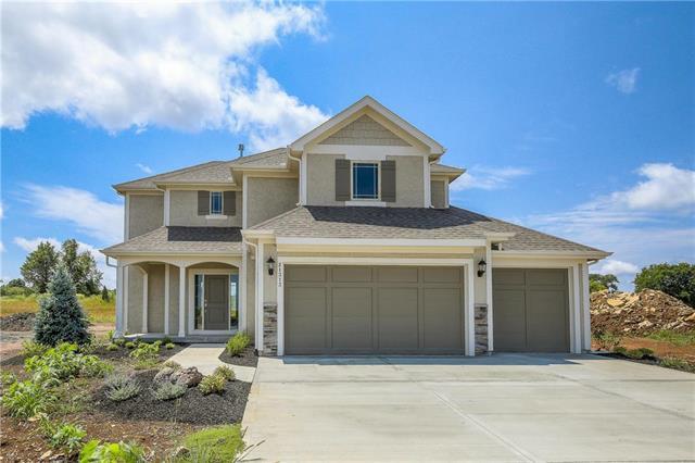 21313 W 190th Terrace, Spring Hill, KS 66083 (#2090422) :: No Borders Real Estate
