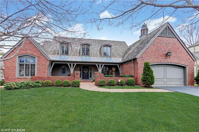 9505 State Line Road #5, Kansas City, MO 64114 (#2095563) :: Char MacCallum Real Estate Group