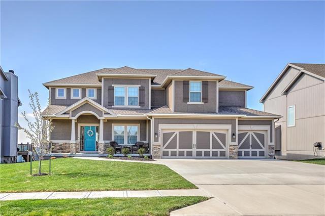 7921 NE 99th Terrace, Kansas City, MO 64157 (#2100503) :: Edie Waters Network
