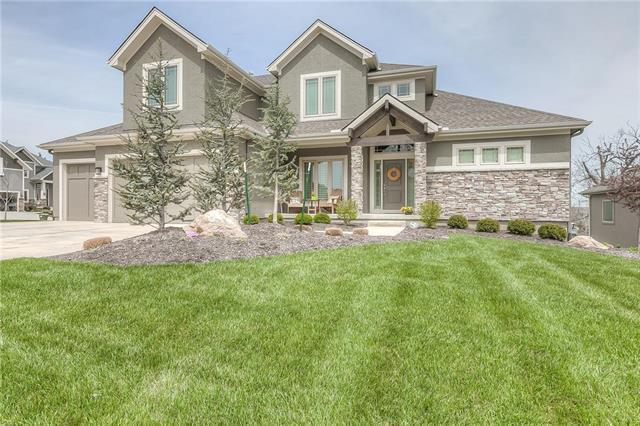 6801 Millbrook Street, Shawnee, KS 66218 (#2104784) :: No Borders Real Estate