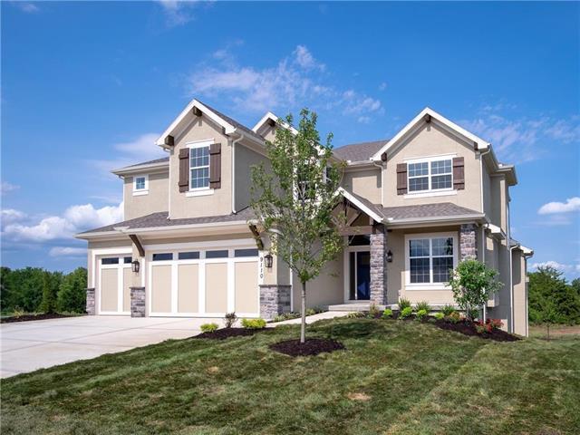 9110 W 177th Terrace, Overland Park, KS 66013 (#2105373) :: Edie Waters Network