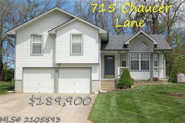 715 Chaucer Lane, Warrensburg, MO 64093 (#2105593) :: No Borders Real Estate