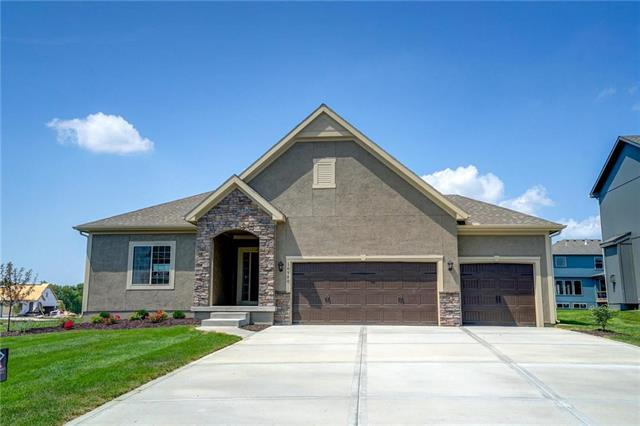 16980 S Heatherwood Street, Olathe, KS 66062 (#2106250) :: Edie Waters Network