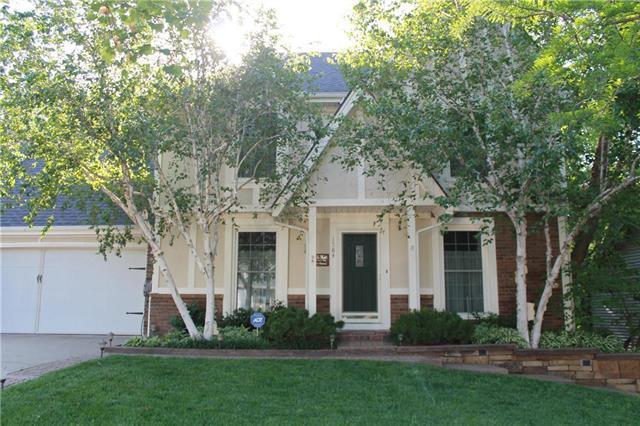 1584 Ridgeway Drive, Liberty, MO 64068 (#2107856) :: Team Real Estate