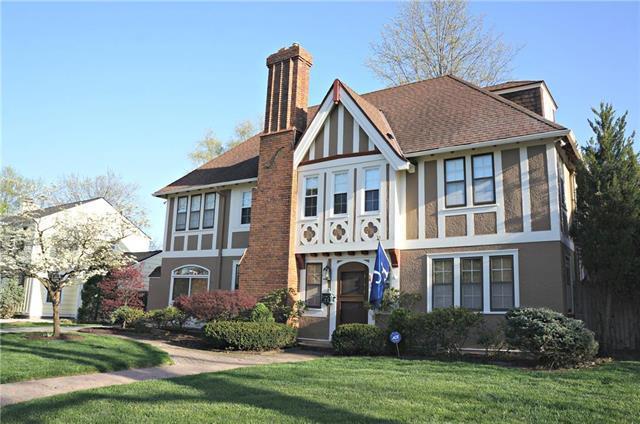 433 W 66th Terrace, Kansas City, MO 64113 (#2108289) :: Edie Waters Network