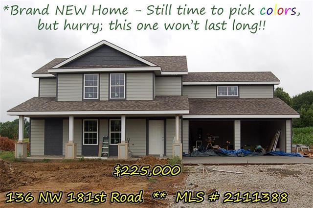 130 NW 191st Road, Warrensburg, MO 64093 (#2111388) :: Edie Waters Network
