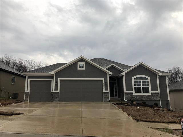 7495 NW Damon Drive, Parkville, MO 64152 (#2113654) :: Eric Craig Real Estate Team