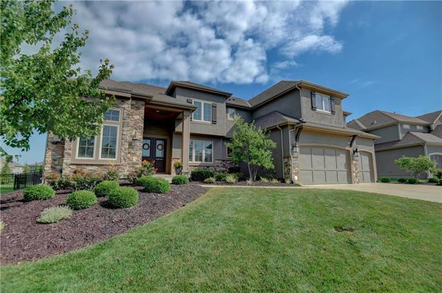 12008 W 160th Place, Overland Park, KS 66062 (#2120881) :: Char MacCallum Real Estate Group