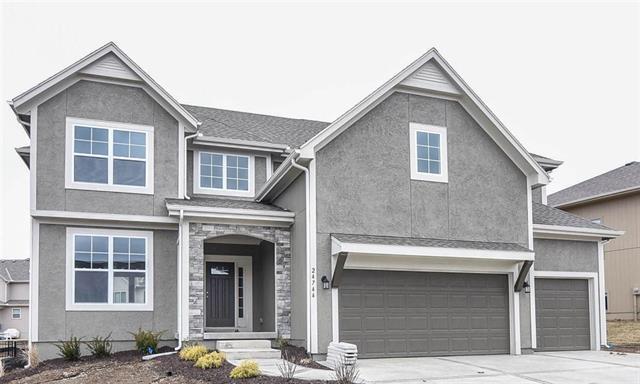 24744 W 92nd Street, Lenexa, KS 66227 (#2121105) :: House of Couse Group