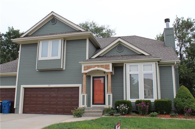 615 Crabapple Lane, Liberty, MO 64068 (#2122378) :: Char MacCallum Real Estate Group