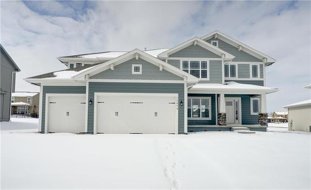 12074 S Quail Ridge Drive, Olathe, KS 66061 (#2124082) :: No Borders Real Estate