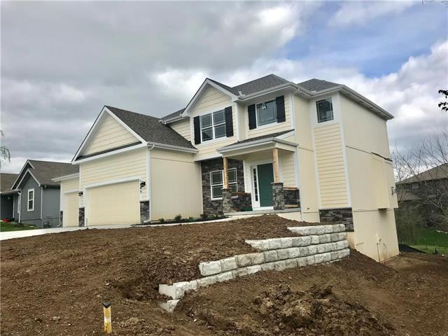 1605 Clear Creek Drive, Kearney, MO 64060 (#2125440) :: House of Couse Group