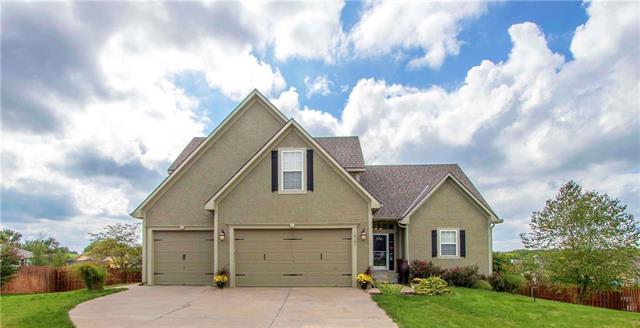 16181 150th Street, Bonner Springs, KS 66012 (#2130076) :: Team Real Estate