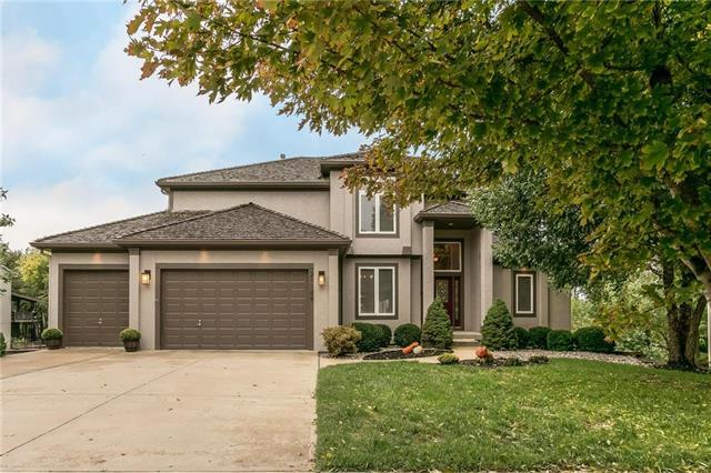 21109 W 81st Terrace, Lenexa, KS 66220 (#2132518) :: Edie Waters Network