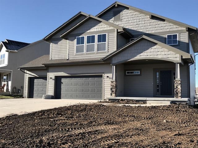 700 N Laurel Street, Gardner, KS 66030 (#2134013) :: Eric Craig Real Estate Team