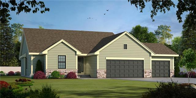 19018 Lakecrest Street, Spring Hill, KS 66083 (#2134948) :: House of Couse Group