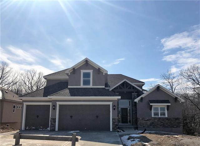 7310 NW Clore Drive, Parkville, MO 64152 (#2136050) :: Edie Waters Network