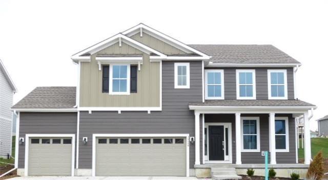 14446 S Houston Street, Olathe, KS 66061 (#2138645) :: House of Couse Group