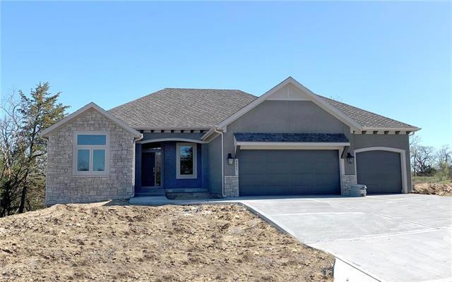 9993 S Miramar Street, Olathe, KS 66061 (#2140618) :: House of Couse Group