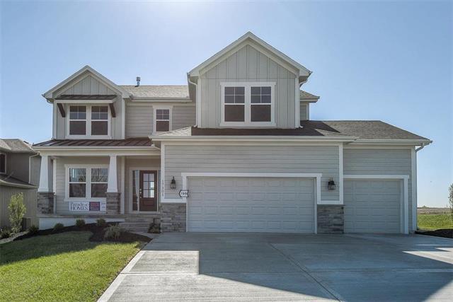 17301 S Allman Road, Olathe, KS 66062 (#2141097) :: House of Couse Group