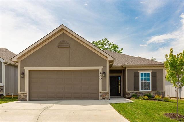 400 S Marimack Drive, Kearney, MO 64060 (#2141453) :: House of Couse Group