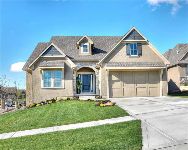 2401 W 146th Street, Leawood, KS 66224 (#2146491) :: The Shannon Lyon Group - ReeceNichols