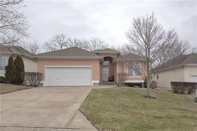 4323 S Atherton Court, Independence, MO 64055 (#2150137) :: No Borders Real Estate