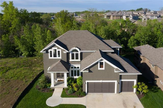 16466 S Marais Drive, Olathe, KS 66062 (#2150485) :: House of Couse Group
