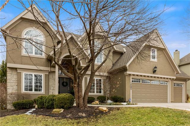 14605 Grant Street, Overland Park, KS 66221 (#2150945) :: House of Couse Group
