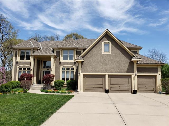 7313 Richards Drive, Shawnee, KS 66216 (#2151035) :: House of Couse Group
