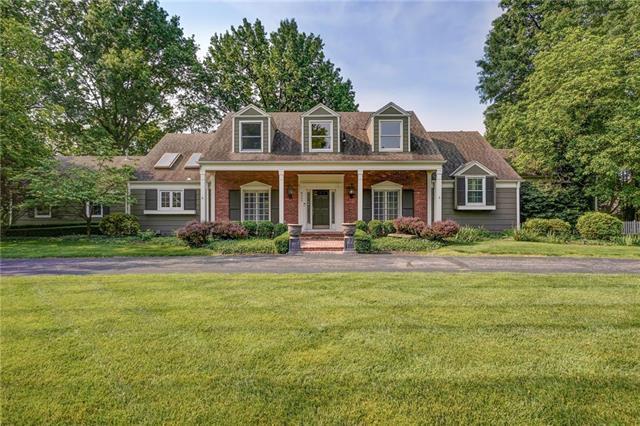 4111 W 90th Street, Prairie Village, KS 66207 (#2151655) :: House of Couse Group